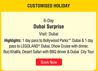 6 Days Dubai Surprise