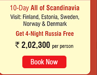 10 Day All of Scandinavia