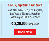 11 Day Splendid America