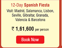 12 Day Spanish Fiesta