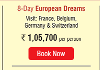 8 Day European Dreams