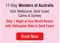 11 Day Wonders of Australia