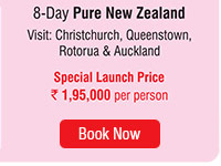 8 Day Pure New Zealand