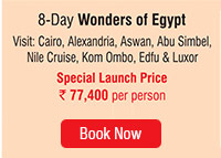 8 Day Wonders of Egypt