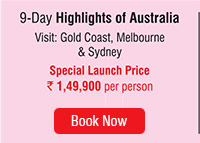 9 Day Highlights of Australia