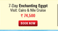 7-Day Enchanting Egypt