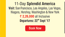 11-Day Splendid America