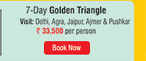 7-Day Golden Triangle