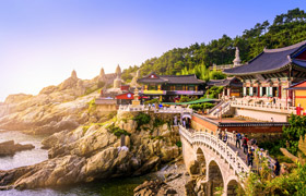 6-Day Best Of South Korea With Busan