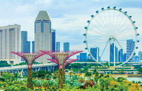 5-Day Easy Singapore (3 Star)