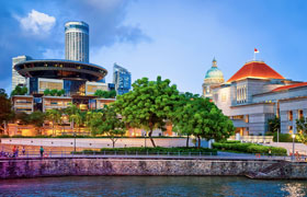 5-Day Easy Singapore All Inclusive - 3 Star
