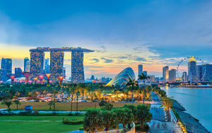 5-Day Easy Singapore All Inclusive - 4 Star