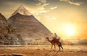 8-Day Winter Super Saver Wonders Of Egypt