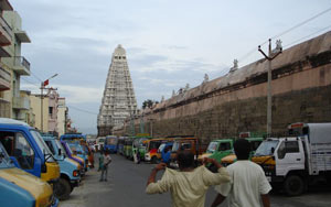 Kanchipuram Thiruvannamalai Tiruttani Murgan Darshan