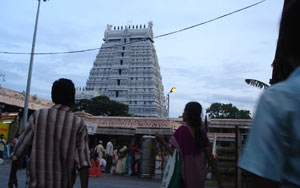 Kanchipuram With Thiruvannamalai Darshan