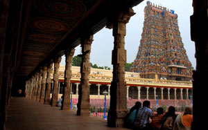 Madurai Trichy With Rameswaram Darshan
