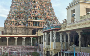 Madurai With Rameswaram Darshan