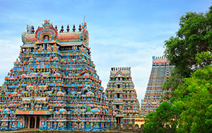 Madurai With Srivilliputhur Darshan