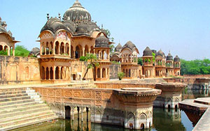 Mathura – Vrindavan with Agra