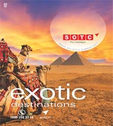 Exotic Destinations Summer 2017