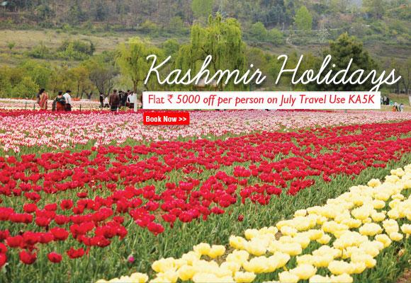 Jammu and Kashmir Holidays