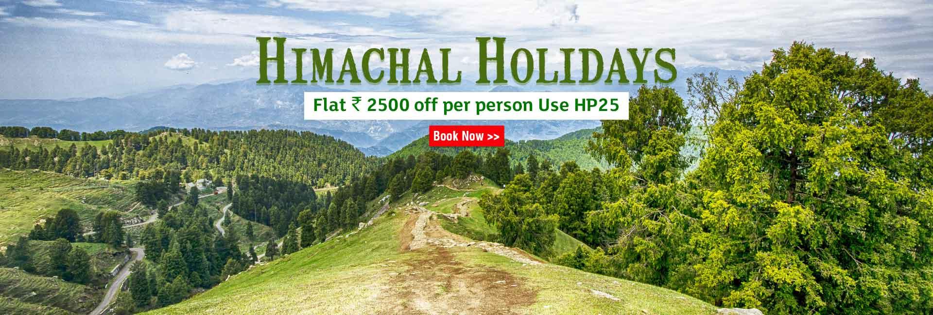 Himachal Pradesh Holidays