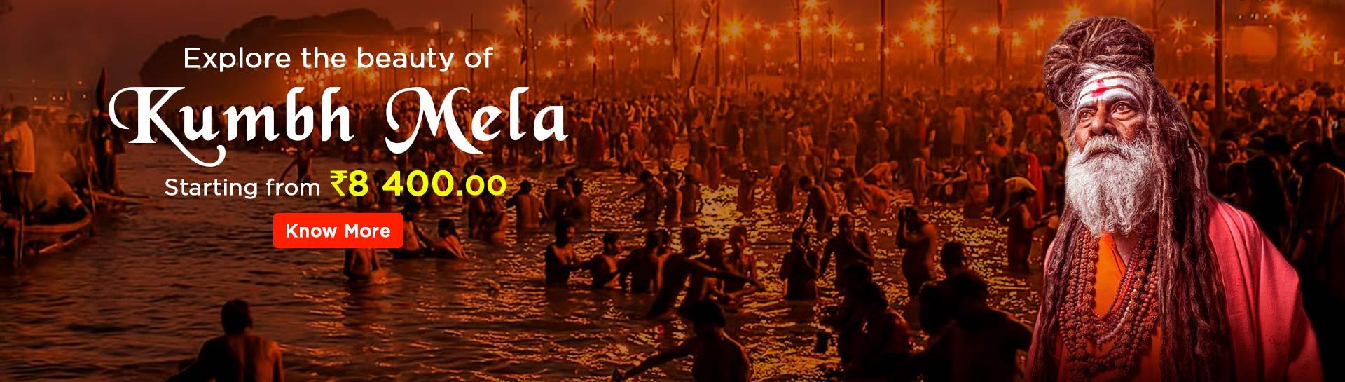 Explore The Beauty Of Kumbh Mela
