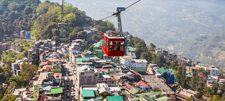 Super Break – Gangtok